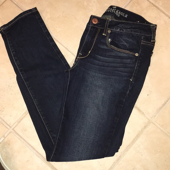 American Eagle Outfitters Denim - American eagle size 6 stretch skinny jeans